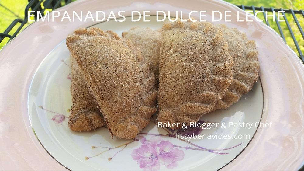 Receta de Empanadas de Pueblo, con VideoClase en Facebook Live