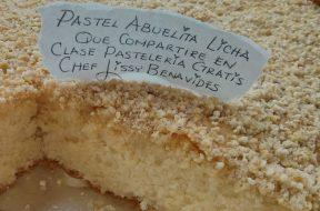 Pastel Revolcado